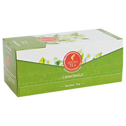 Чай травяной Julius Meinl Camomile в пакетиках , 25 шт. meinl caj7nt bk bag