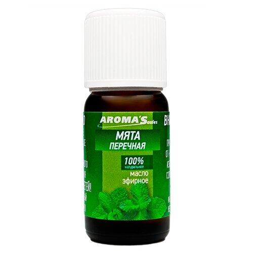 AROMA'Saules эфирное масло Мята перечная 10 мл