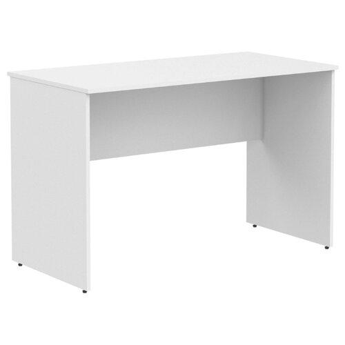 Письменный стол Skyland Imago СП, ШхГ: 120х60 см, цвет: белый стеллаж skyland imago су 2 3 полки материал лдсп шxгxв 41х36х120 см ясень шимо
