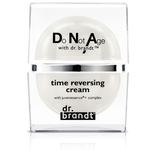 крем Dr. Brandt Do not age Time defying cream для лица, 50 г крем dr brandt do not age time defying cream для лица 50 г