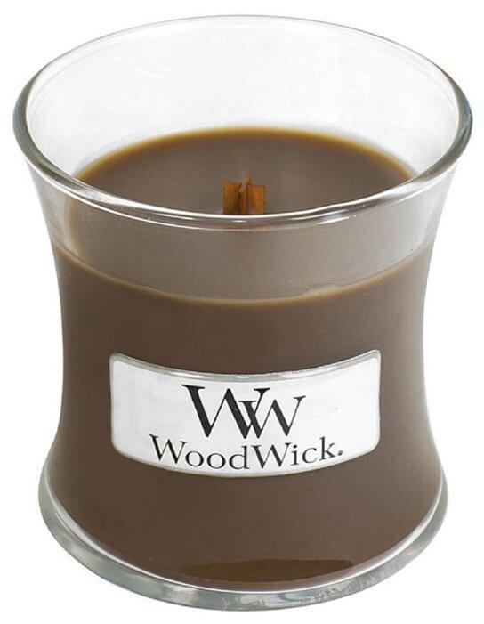 Свеча WoodWick Amber & Incense (98041), маленькая