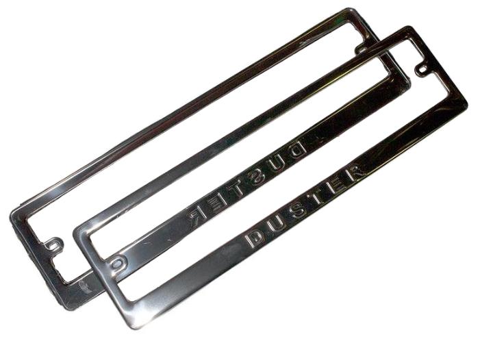 Рамка для номера Dollex SPL-45