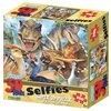 Пазл Prime 3D Динозавры селфи (13604), 100 дет.