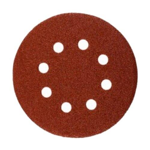 Фото - Шлифовальный круг на липучке STAYER 35452-125-080 125 мм 5 шт шлифовальный круг на липучке fit 39666 125 мм 5 шт
