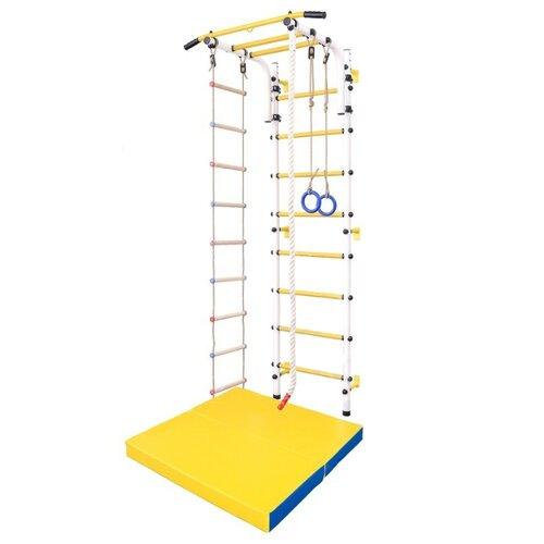 Купить Шведская стенка SportLim DS-11 белый, Игровые и спортивные комплексы и горки