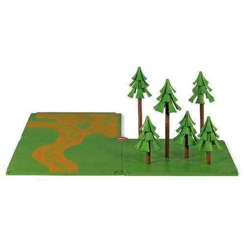 Купить Siku Грунтовые дороги и леса 5699 зеленый, Детские парковки и гаражи