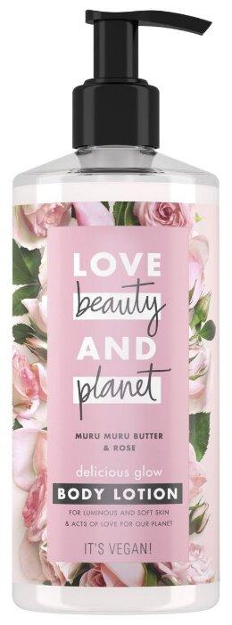 Лосьон для тела Love Beauty and Planet Восхитительное сияние