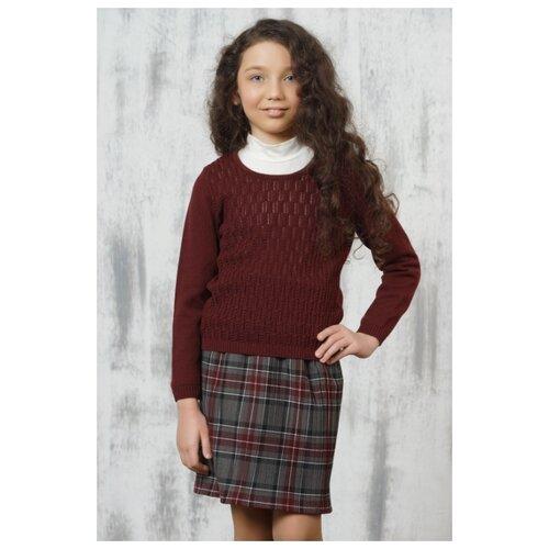 Джемпер VAY размер 140, бордовый платье vay vay mp002xw16d86