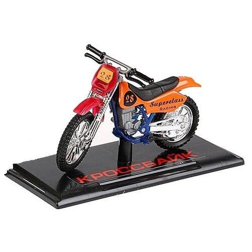 цена на Мотоцикл ТЕХНОПАРК кроссбайк (281927-R) 11.5 см