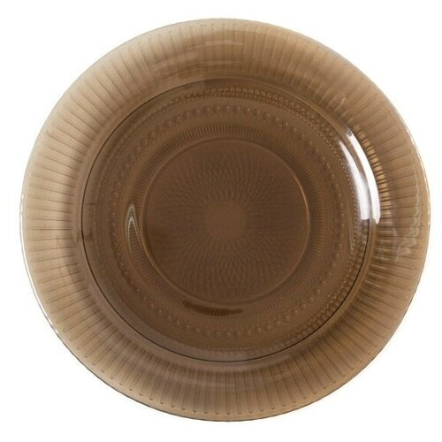Luminarc Тарелка десертная Louison Eclipse 19 см дымчатый