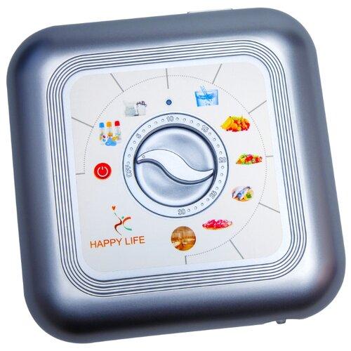 Озонатор для помещений Happy Life LP001 серебристый