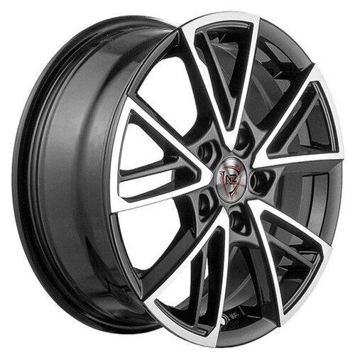 Фото - Колесный диск NZ Wheels F-14 6.5x16/4x98 D58.6 ET38 BKF колесный диск nz wheels sh675 6 5x16 4x98 d58 6 et38 bkf