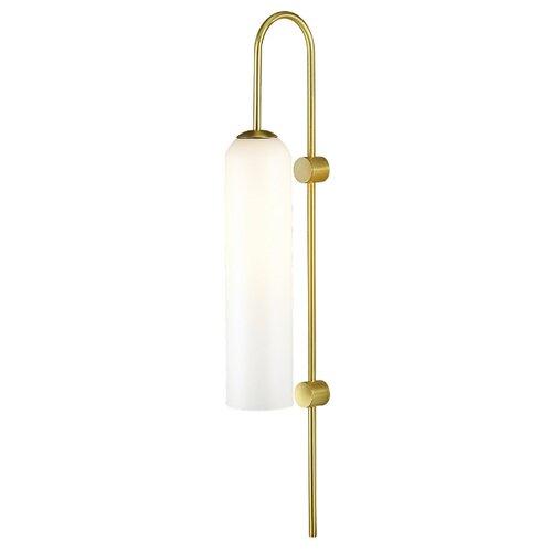 Настенный светильник Odeon light Vosti 4642/1W, 60 Вт настенный светильник odeon light mela 2690 1w 60 вт