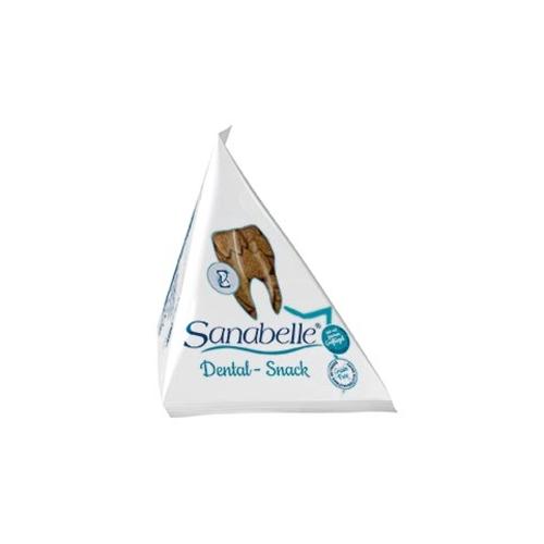Лакомство для кошек Sanabelle Dental-Snack, 20г
