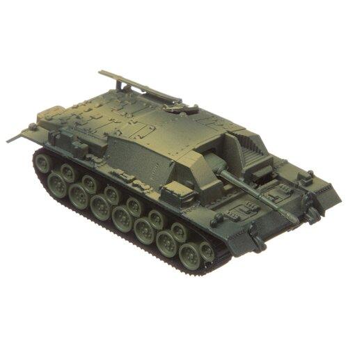 Фото - Сборная модель BONDIBON Танк №12 ВВ2964 1:72 сборная модель bondibon танк 16 вв2968 1 72