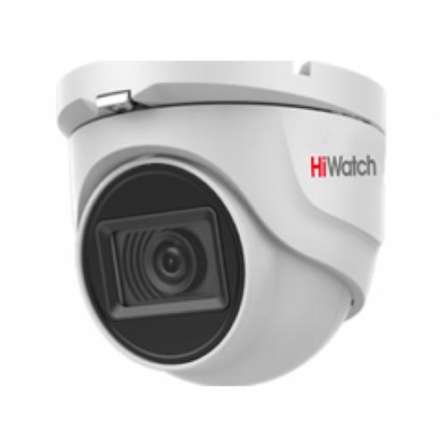 Фото - Камера видеонаблюдения HiWatch DS-T803 (6 мм) белый камера видеонаблюдения hiwatch ds t203 b 6 мм белый