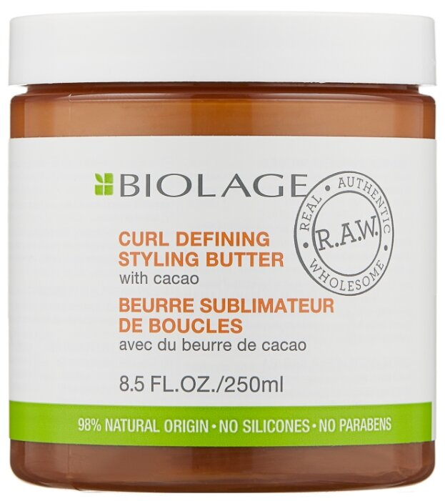 Biolage Масло Biolage R.A.W. Curl Defining Styling Butter