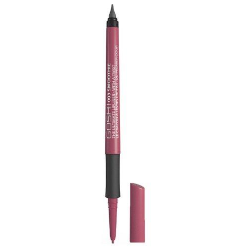 GOSH Карандаш для губ The Ultimate Lipliner-With a Twist 003 smoothie карандаш для губ gosh gosh go025lwbckq6