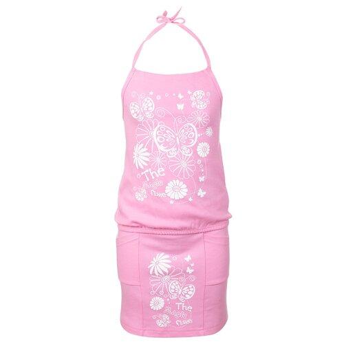 Комплект одежды M&D размер 128, светло-розовый комплект одежды looklie размер 128 134 розовый