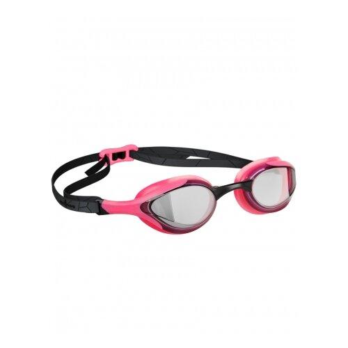 Очки для плавания MAD WAVE Alien pink/black очки для плавания mad wave aqua pink white