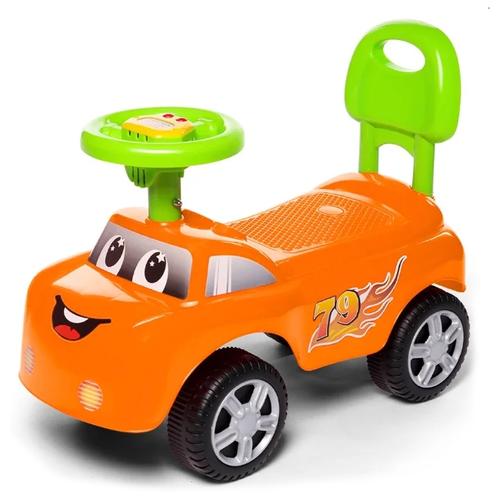 Каталка-толокар Baby Care Dreamcar (618А) оранжевый, Каталки и качалки  - купить со скидкой