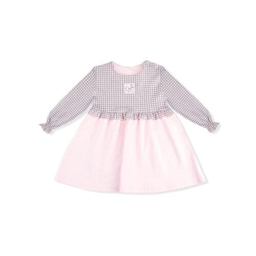 Платье LEO Леди размер 86, розовый