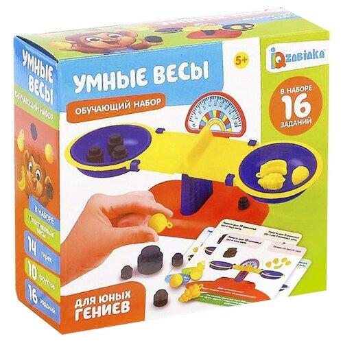 Купить ZABIAKA Обучающий набор Умные весы SL-03300 4596969, IQ-ZABIAKA, Развивающие игрушки