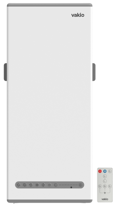 Вентиляционная установка VAKIO Window Plus