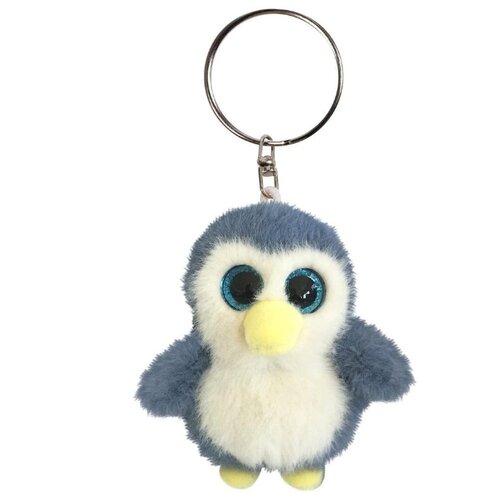 Купить Игрушка-брелок Angel Collection Пингвин, 9 см, Мягкие игрушки