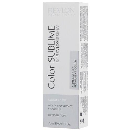 Revlon Professional Revlonissimo Color Sublime стойкая краска для волос, 75 мл, 3 темно-коричневый краска для волос revlon professional revlon professional re044lmuks43