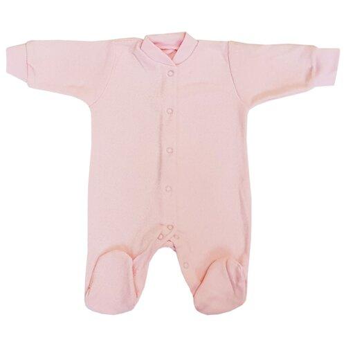 Комбинезон Папитто размер 62, розовый комбинезон утепленный для девочки batik торопыжка цвет розовый 147 19з размер 86