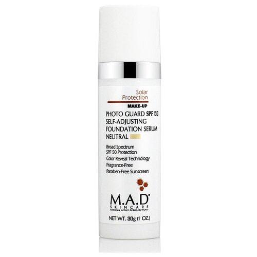 M.A.D Skincare Матирующий крем-праймер Photo Guard SPF 50 Matte Finish Primer 30 г neutral