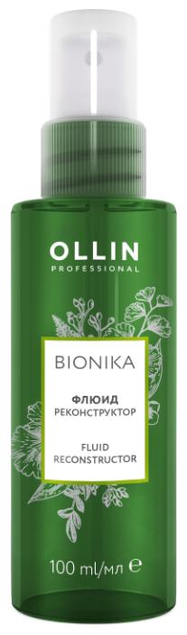 OLLIN Professional Bionika Флюид реконструктор для волос — купить по выгодной цене на Яндекс.Маркете