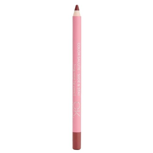 OK Beauty Карандаш для губ Color Salute Slide & Stay Urania
