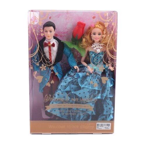 Набор кукол Play Smart Молодожены, Z337-H43593