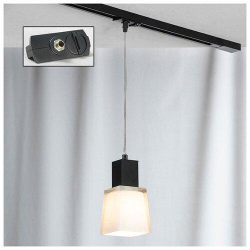 Трековый светильник Lussole Lente LSC-2506-01-TAB lussole встраиваемый светильник lente lsc 2500 01