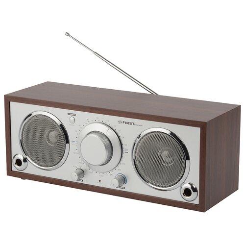 Радиоприемник FIRST AUSTRIA FA-1907-1 silver/wood
