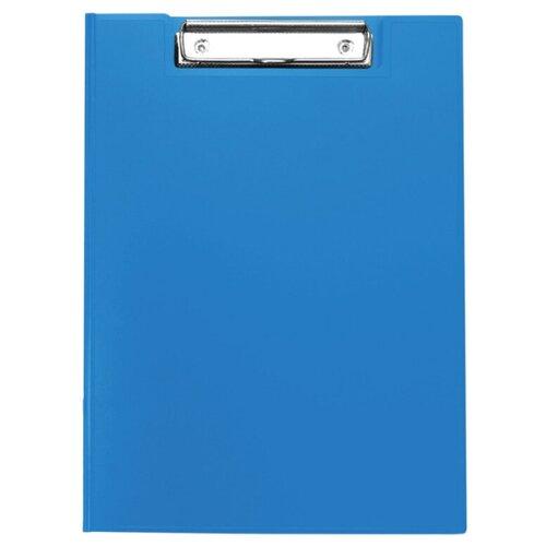 Купить OfficeSpace Папка-планшет с зажимом А4, пластик синий, Файлы и папки