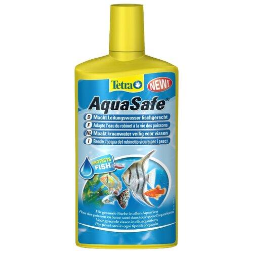 Фото - Tetra AquaSafe средство для подготовки водопроводной воды, 500 мл tetra torumin средство для подготовки водопроводной воды 250 мл