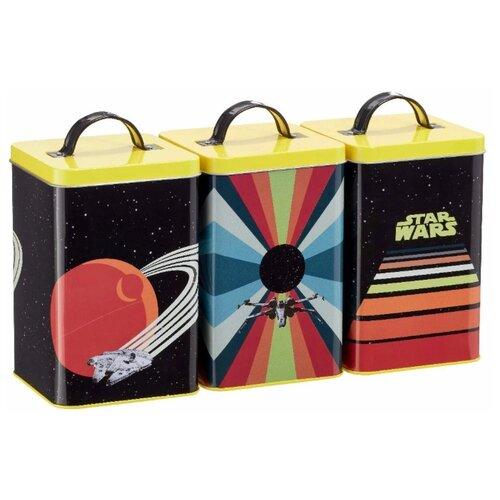 Купить Набор контейнеров для продуктов Funko: Star Wars – Retro (3-Pack), Игровые наборы и фигурки