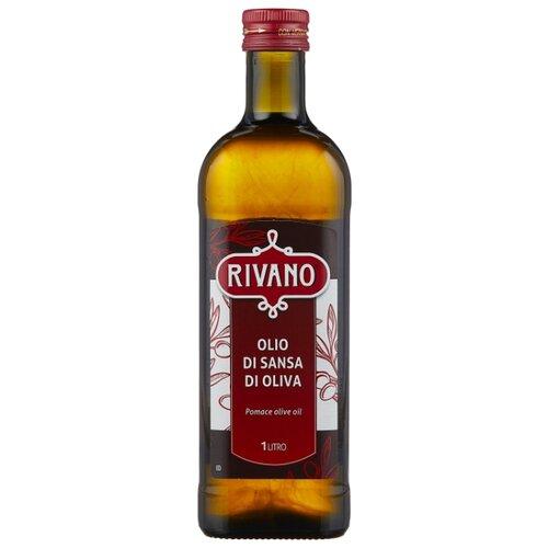 Monini Масло оливковое Rivano sansa, стеклянная бутылка 1 л casa rinaldi масло оливковое pomace sansa стеклянная бутылка 0 5 л