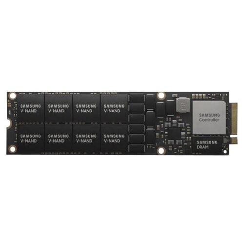Купить Твердотельный накопитель Samsung MZ1LB3T8HMLA 3840 GB черный