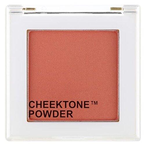 TONY MOLY Румяна компактные Cheektone Powder Single Blusher P05 deep kisslover