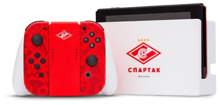 Игровая приставка Nintendo Switch Спартак