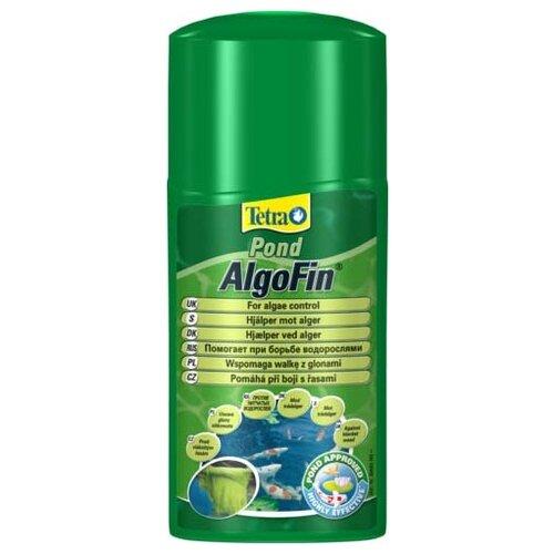 Жидкость для водоема Tetra AlgoFin 0.25 л жидкость для водоема tetra algofin 1 л