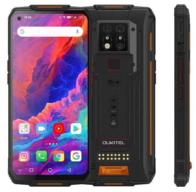 Смартфон OUKITEL WP7 8/128GB — купить по выгодной цене на Яндекс.Маркете