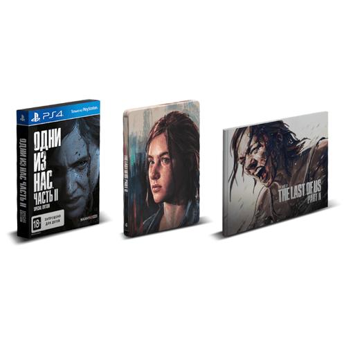 Игра для PlayStation 4 Одни из нас: Часть II. Special Edition