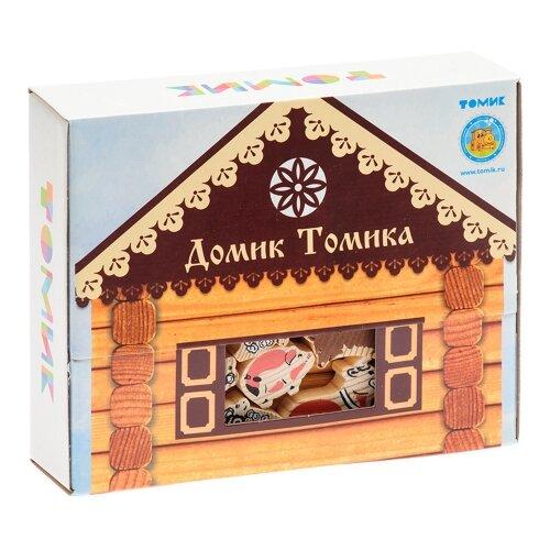 Конструктор Томик Домик Томика 1-21 Двор недорого