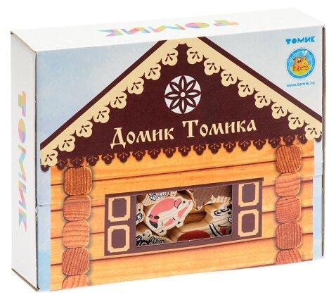 Купить Конструктор Томик Домик Томика 1-21 Двор по низкой цене с доставкой из Яндекс.Маркета