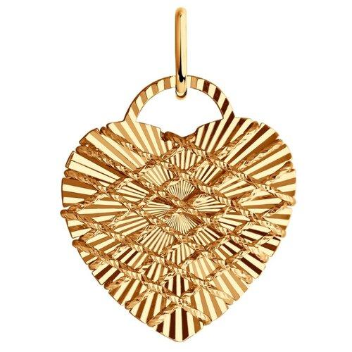 SOKOLOV Подвеска из золота 035940